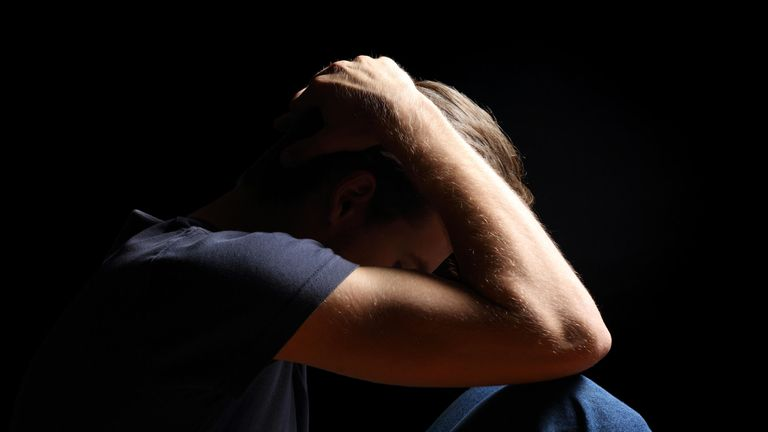 Suicide remains the biggest cause of death for men under the age of 45