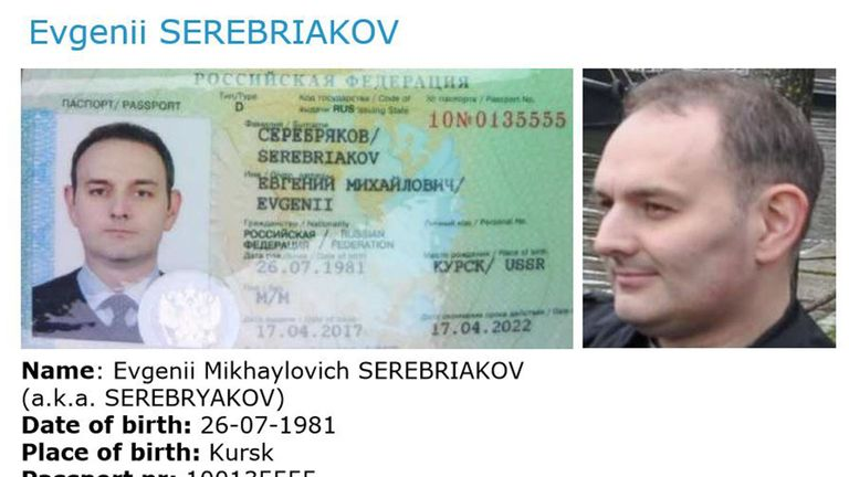 Evgenii Serebriakov