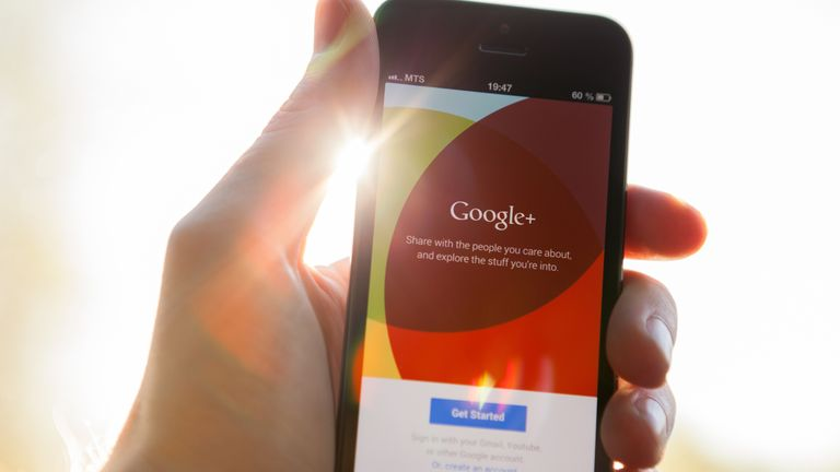 Google said it will 'sunset' the social network