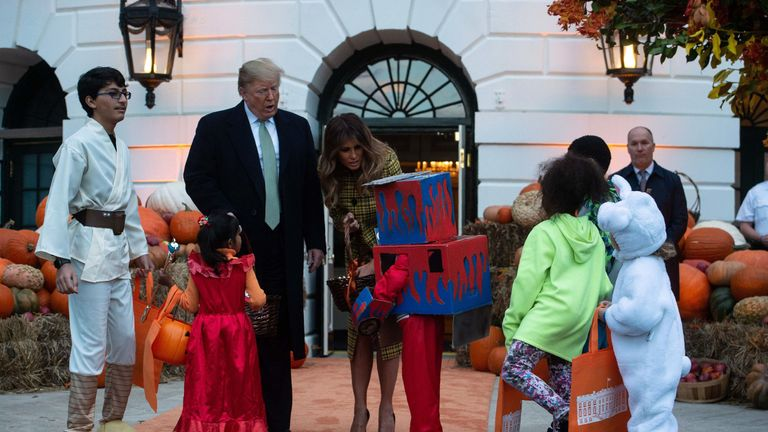 Halloween is a beloved institution in the United States