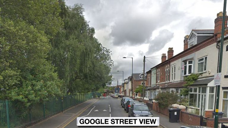A man is in a critical condition after being stabbed in an alleyway off Heeley Road, Selly Oak