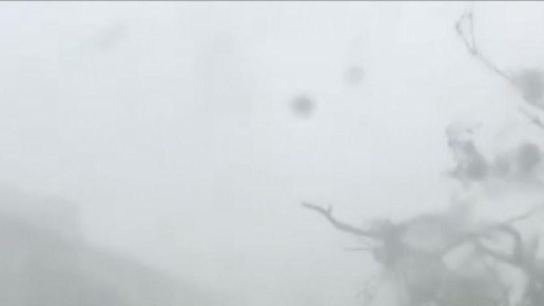 Hurricane Michael rages through Florida