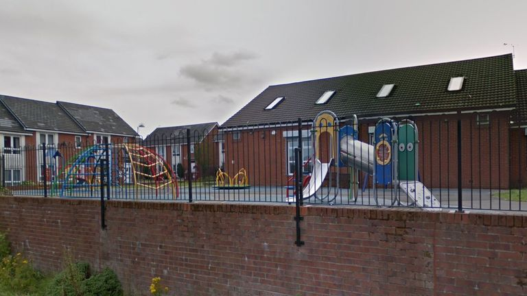 Leon Langford was last seen playing with friends in the Ivy Street playground. Pic: Google Street View