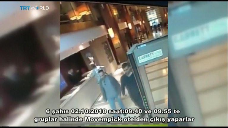 Saudis linked to Jamal Khashoggi disappearance leave hotel