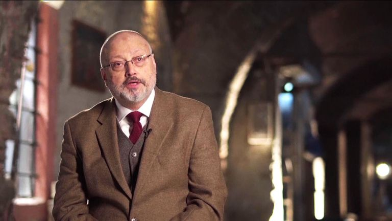 Jamal Khashoggi was killed after going into the consulate on 2 October