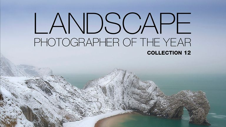 Landscape Photographer of the Year Awards book cover.