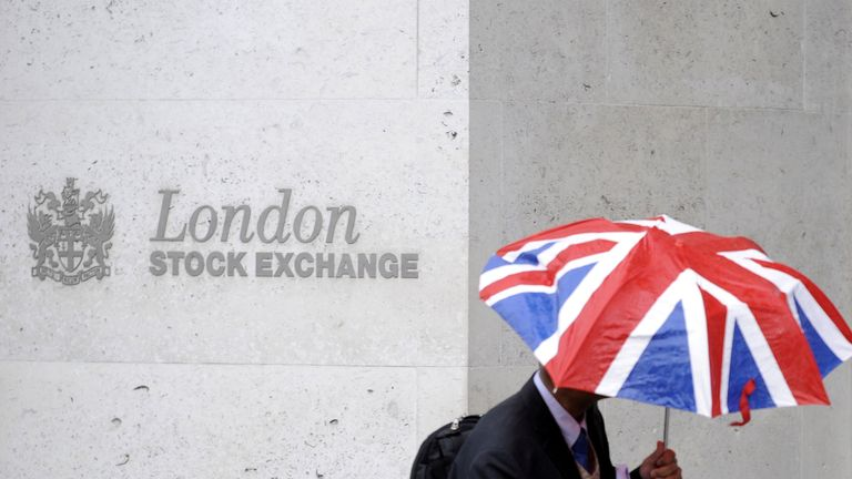 The stock exchange has increased its holding in the London Clearing House to more than 80%.