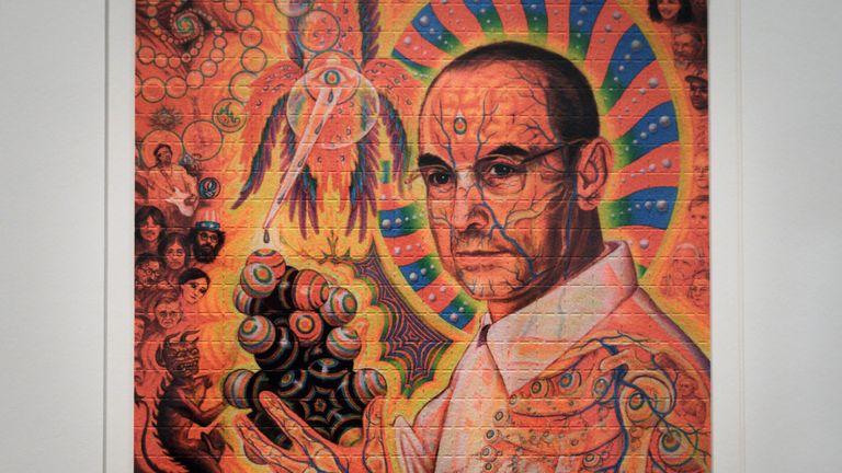 Swiss chemist Albert Hoffman discovered LSD 75 years ago