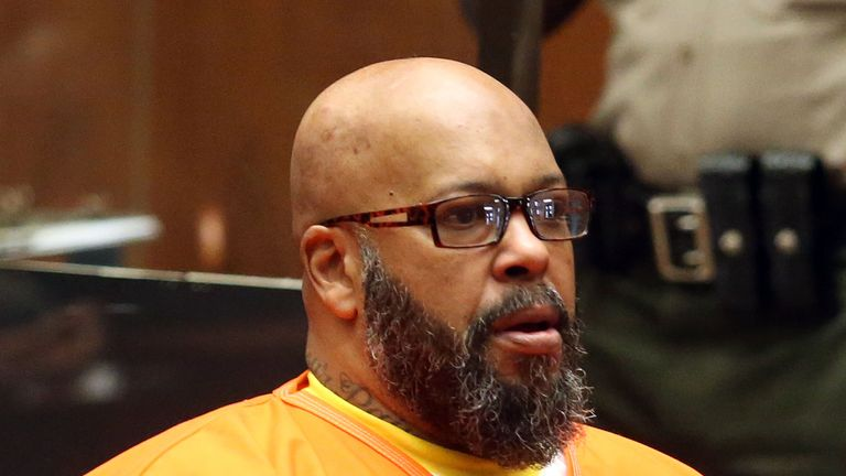 Marion 'Suge' Knight has been sentenced to 28 years