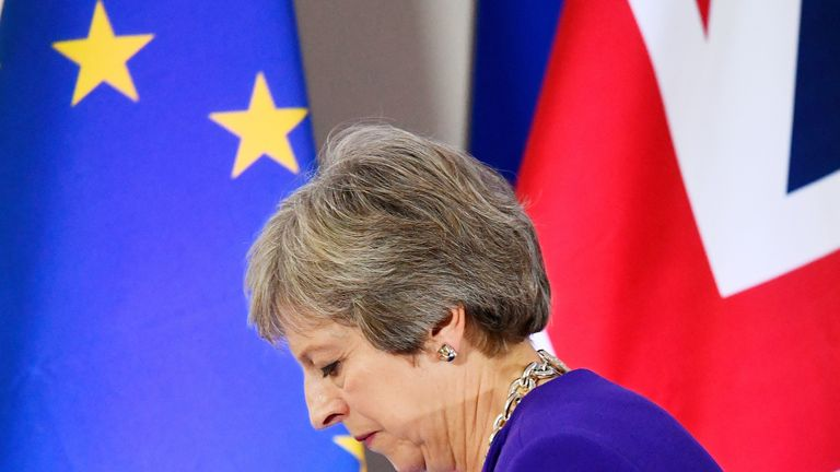 Theresa May failed to make a Brexit breakthrough at the EU summit in Brussels
