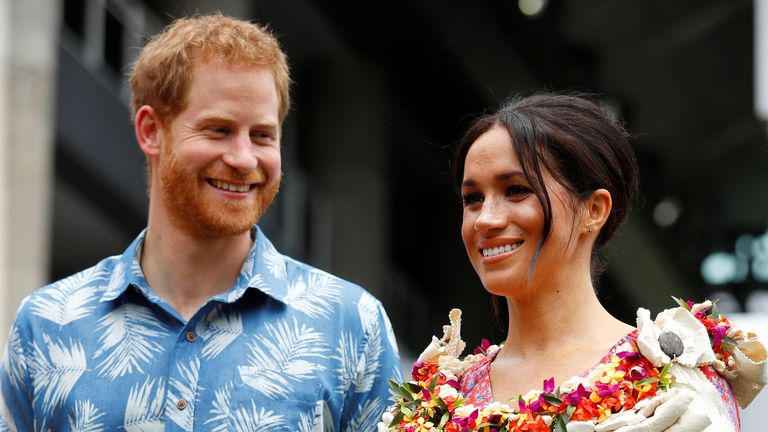 Meghan Markle learns how to navigate around her new royal life after marrying Prince Harry