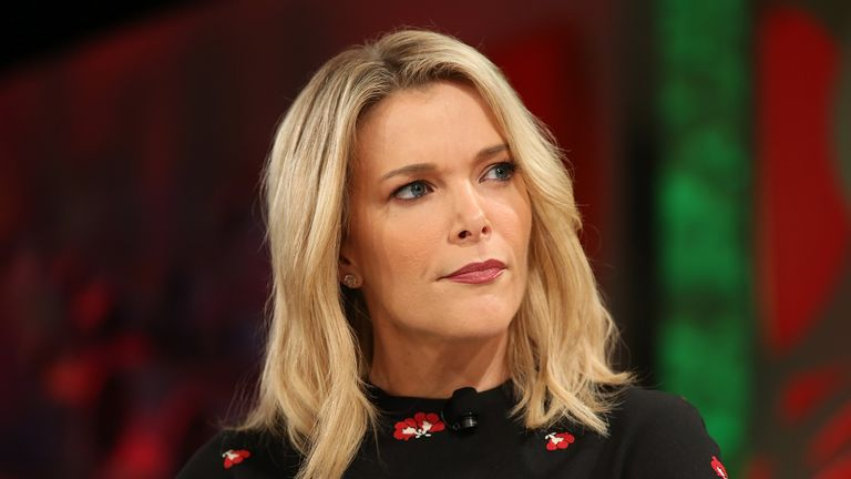 Megyn Kelly apologised for her remarks in an email to colleagues