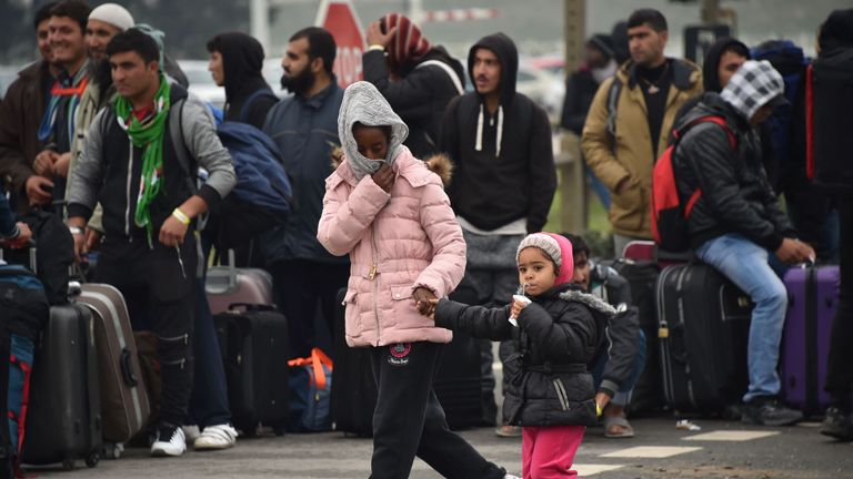 Help Refuges worked with thousands of children in Calais