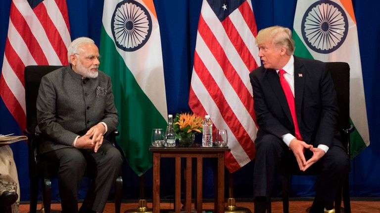 US could now impose sanctions on India