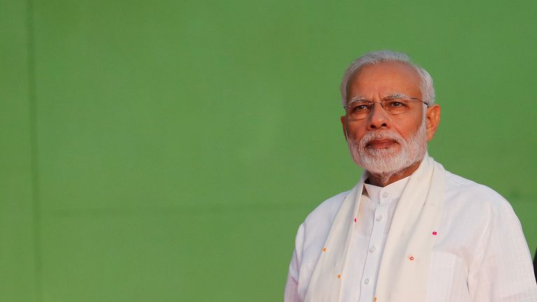 Prime Minister Narendra Modi said the tragedy was 'heart-wrenching'