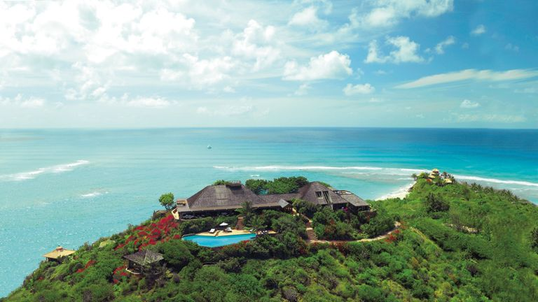 Sir Richard Branson has offered his home on Necker Island to the royal couple