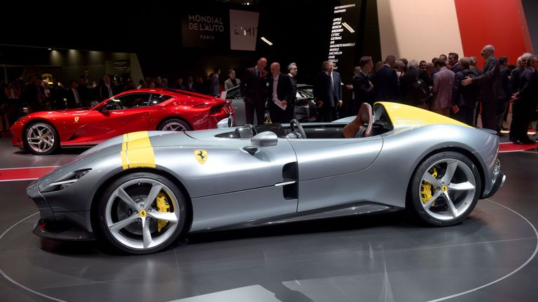 Paris Motor show is the European car industry's most important showcase.