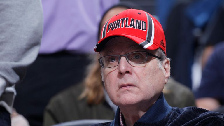 Paul Allen had been suffering from cancer