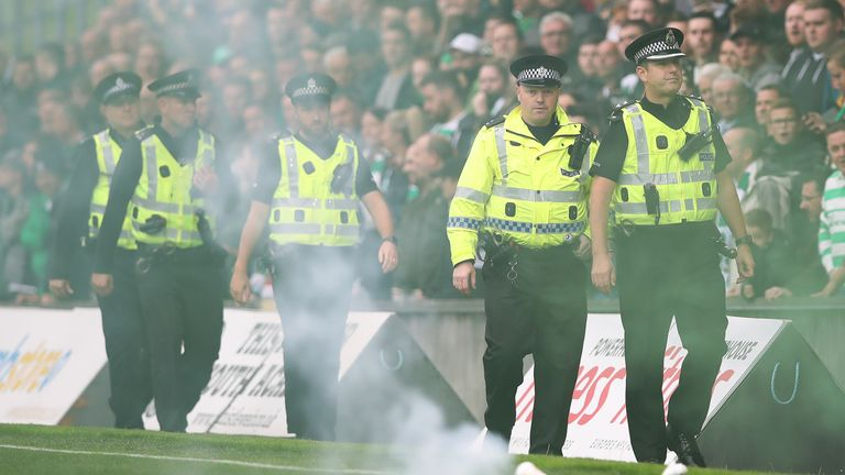 Football fans accuse police of tapping their phones