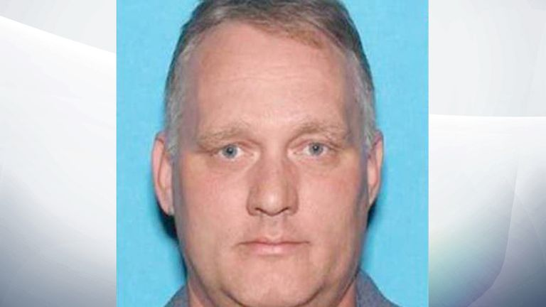 Suspect Pittsburgh gunman Robert Bowers. Pic: US media