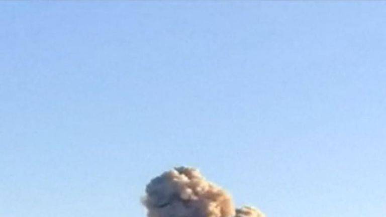 Fatal explosion at fireworks factory in Russia