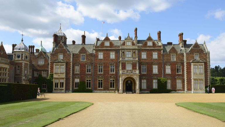 Sandringham is a private retreat owned by the royal family