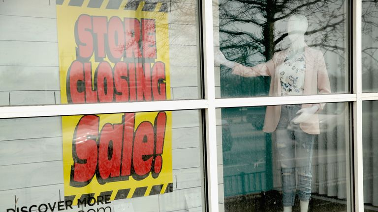 Sears has been steadily closing stores in recent times