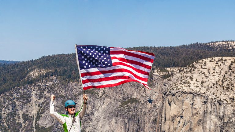 Tourists die after falling from Yosemite cliff edge | World