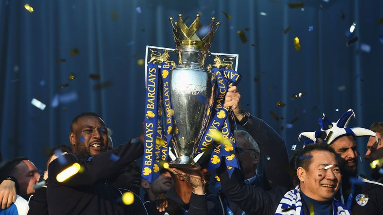The Thai businessman helped Leicester take home the Premier League