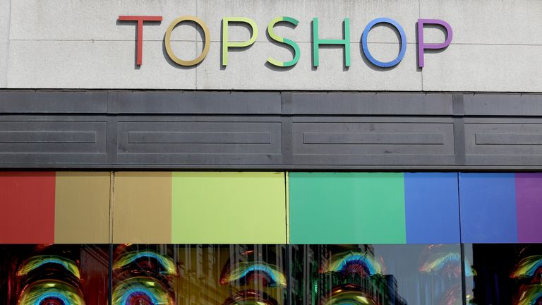 Sir Philip Green is the chairman of Arcadia Group, a retail company that includes Topshop