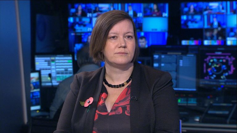 "Public Accounts Committee chair Meg Hillier says Universal Credit causes ""unacceptable hardship"" and forcing claimants into debt."