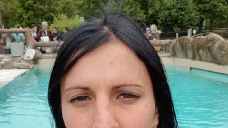 Viktorija Ljevleva died in the blast
