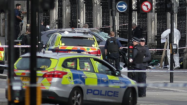 Westminster terror attack