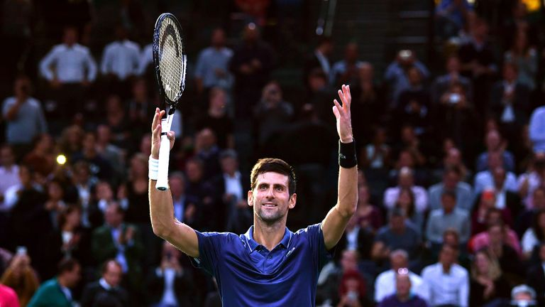 Novak Djokovic has exceeded all expectations, according to Annabel Croft and Greg Rusedski | Tennis News |