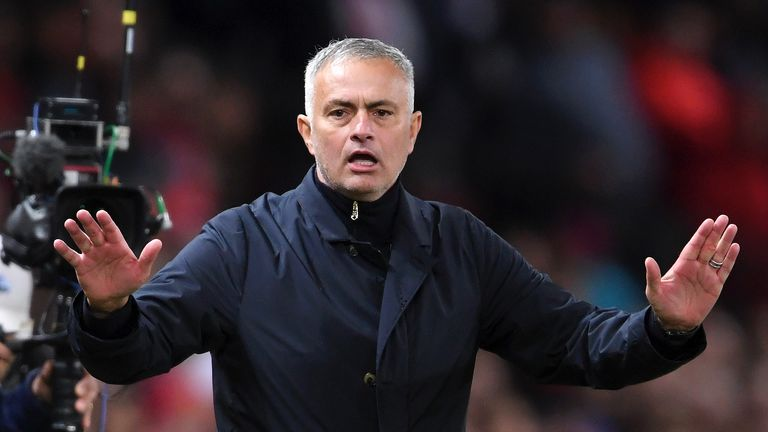 1:02                                            Mourinho insists he will not 'celebrate like crazy&#x27 vs Chelsea