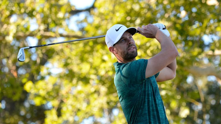 Kevin Tway earns first PGA Tour title with three birdies in play-off