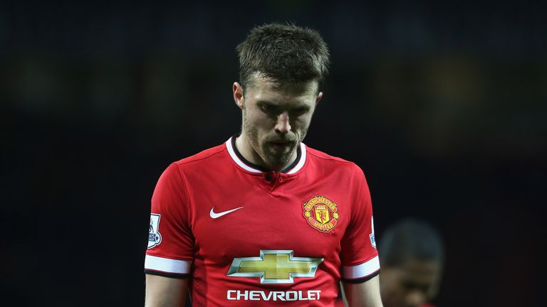 1:42                                            Michael Carrick has opened up about his past battle with depression and how it affected him on the pitch