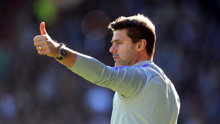 Mauricio Pochettino praises Tottenham Hotspur 'heroes' for not giving in against Barcelona