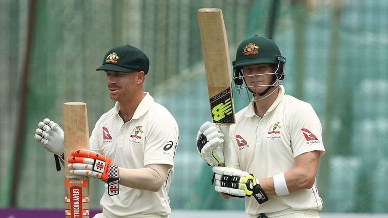 Smith is hoping to return to international cricket in time for the 2019 World Cup but is braced for a hostile reception