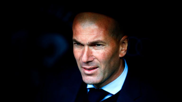 846a721ff Zinedine Zidane and Frank Lampard considered to replace Maurizio Sarri at  Chelsea