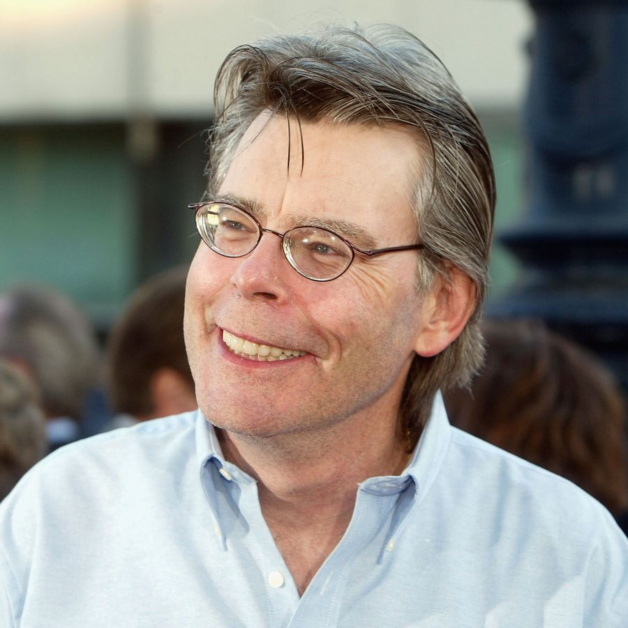 Author Stephen King has sold the film rights of short story Stationary Bike to Welsh students