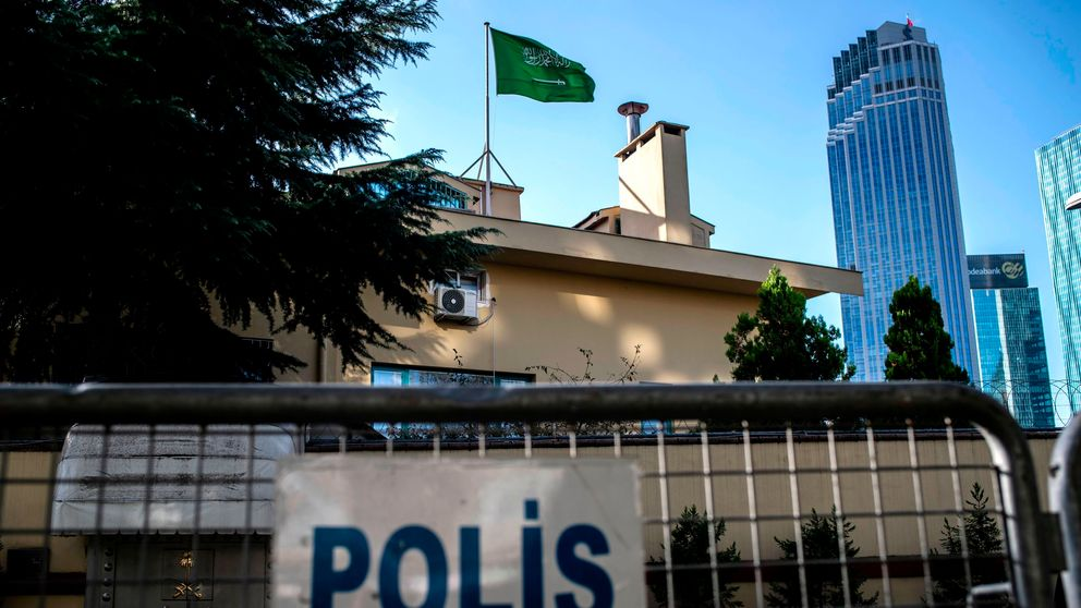 Turkish authorities plan to search Saudi consulate for missing journalist