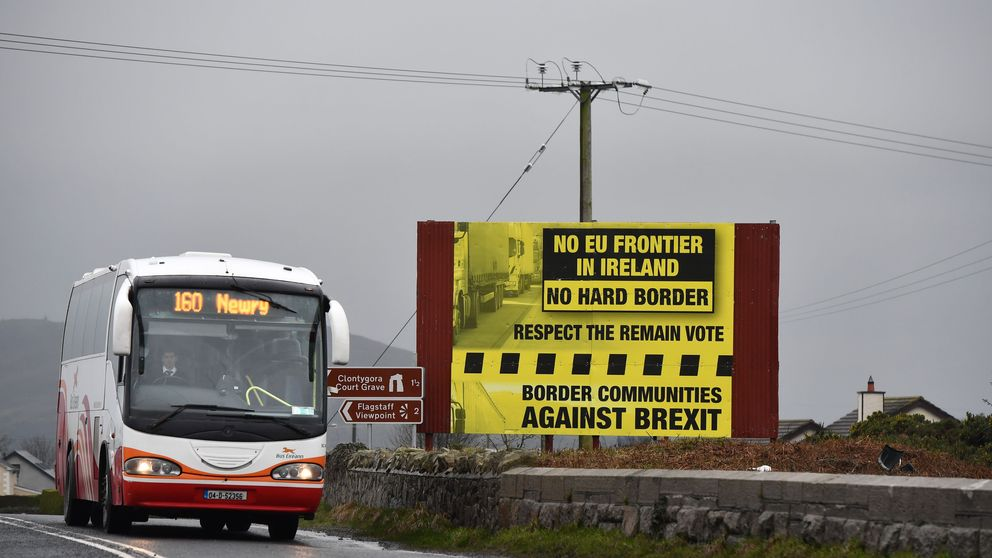 Disagreement on Irish border can sink talks : Top EU official