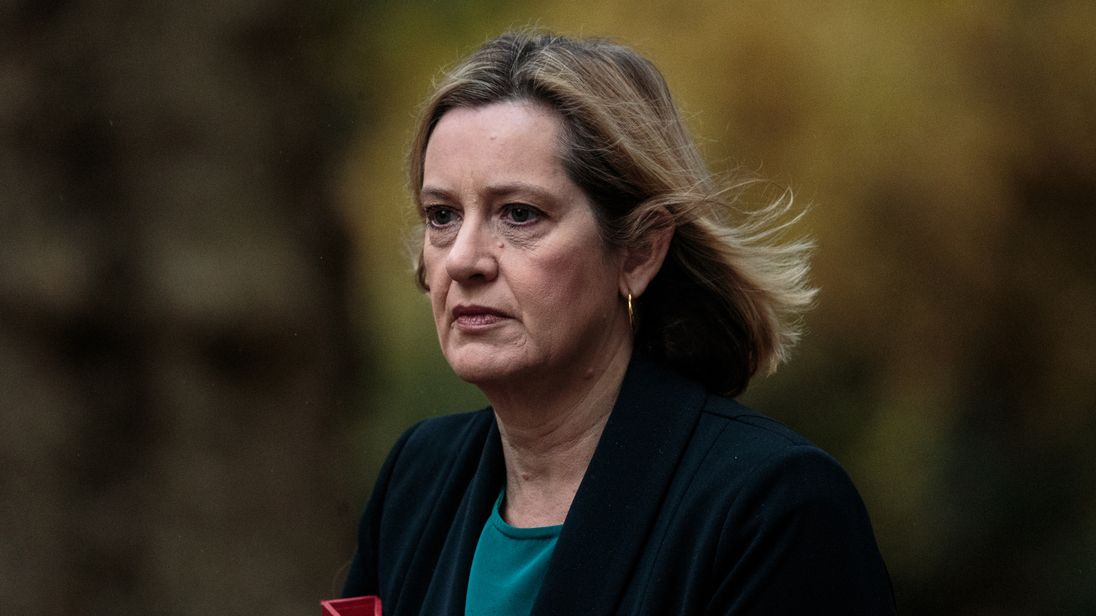 Amber Rudd is performing a root-and-branch review into Universal Credit