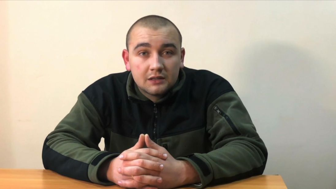 Man reportedly identified as Andriy Drach