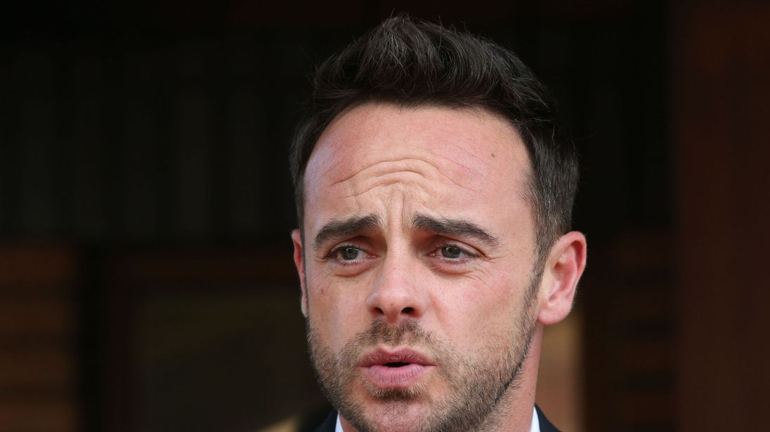 Ant McPartlin defends no-show at divorce court hearing