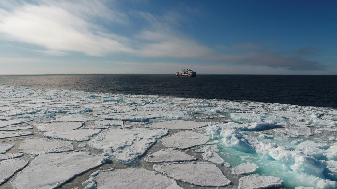 A report has found the UK government is urging business to explore opportunities in the Arctic