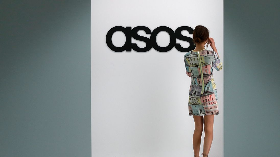 Asos was one of the fashion retailers where concerns were raised