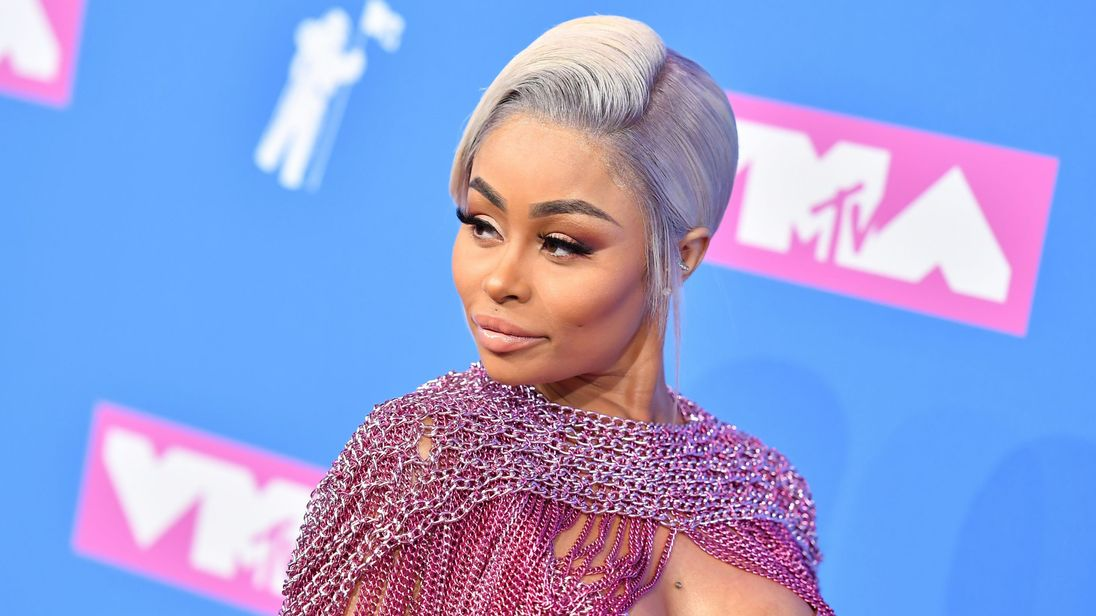 Blac Chyna Sparks Controversy with New Line of Skin Lightening Cream