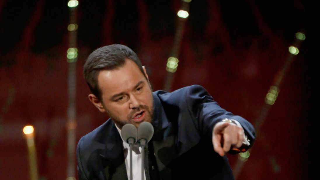 Danny Dyer defends Theresa May with furious attack on Boris Johnson and Nigel Farage